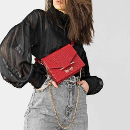MAESTOSO-WAIST-BAG-RED-CROCO-2